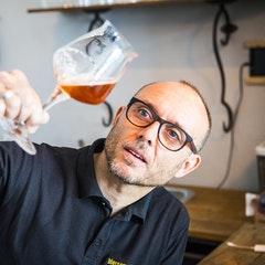 Bild von Biersommelier Karsten Morschett