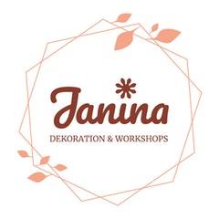 Logo Janina Dekoration & Workshops