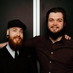 Foto von Udo und Phillip